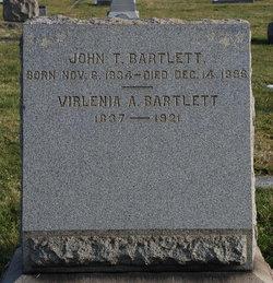 John T Bartlett