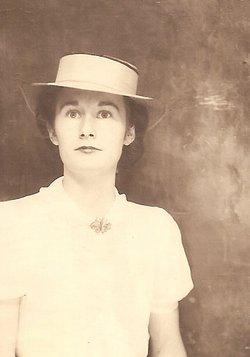 Nellie Maxine <I>Burnett</I> Cavaness