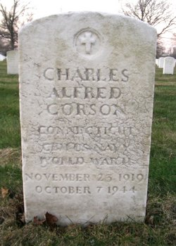 """Charles Alfred """"Chas"""" Corson"""