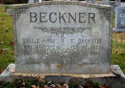 Sallie Arry Beckner