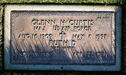 Dr Glenn Houston Curtis