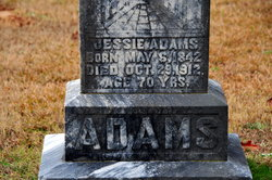 Jesse White Adams