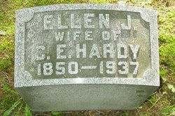 Ellen J. <I>Moore</I> Hardy