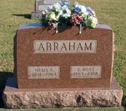Edgar Ross Abraham