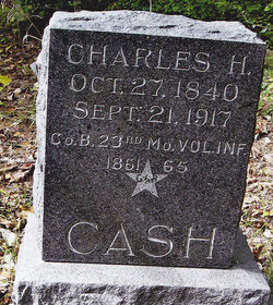 Rev Charles H. Cash