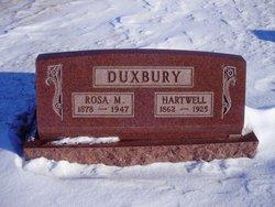 Rosa Melvina <I>Salmon</I> Duxbury