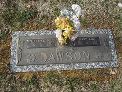 """William Kirk """"Bull"""" Dawson, Jr"""
