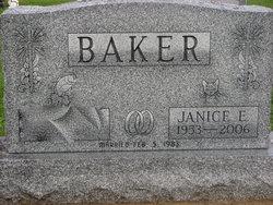 Janice Elaine Baker