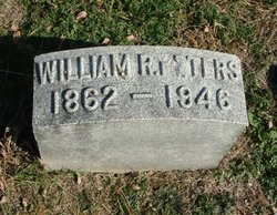 """William Robinson """"Will"""" Peters"""