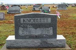Ruth Elizabeth <I>Salesberry</I> Knoblett