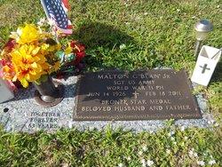 Malton G. Bean, Jr