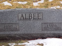 Emma M. <I>Guy</I> Albee
