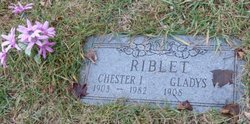 Chester I. Riblet
