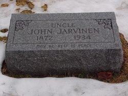John Jarvinen