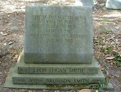 Anna Brunson <I>Smith</I> Smith