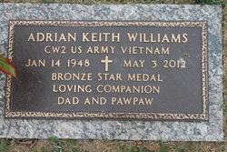 Adrian Keith Williams