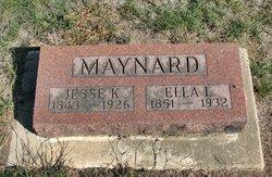 Jesse K Maynard