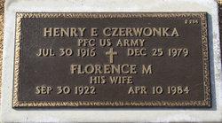 Florence M Czerwonka