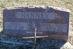 Oscar Nanney
