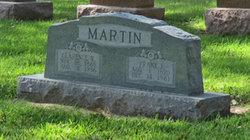 Frank Barnett <I>Johnson</I> Martin