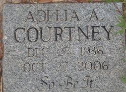 Adelia A <I>Pichon</I> Courtney