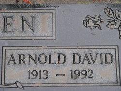 Arnold David Hakkinen