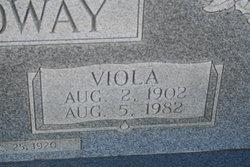 Viola <I>Thomas</I> Calloway