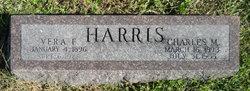 Vera F. <I>Hawley</I> Harris