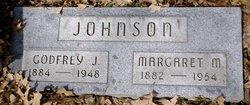 Margaret M Johnson