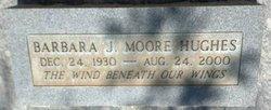 Barbara J <I>Moore</I> Hughes