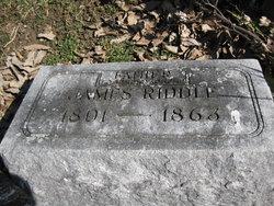 James Riddle