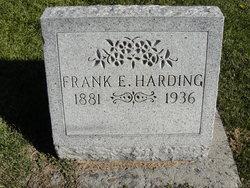 Frank E Harding