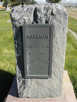 Clifford Dean Markham