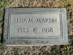 Lena B Martin