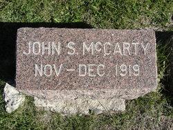 John S McCarty