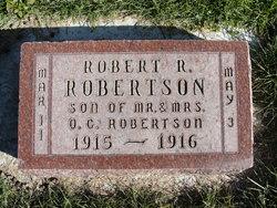 Robert R. Robertson