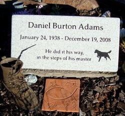 Daniel Burton Adams