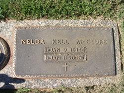 Nelda Grace <I>Kell</I> McClure