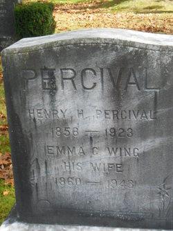Emma C <I>Wing</I> Percival