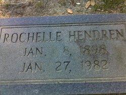 Rochelle Hendren