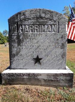 Pvt Harry Albert Harriman