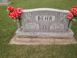 Dorothy J <I>Brinker</I> Behr