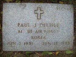 Paul J Delisle