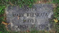 Sr Mary Reparata Mayer