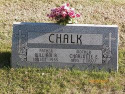 Charlotte Elisabeth <I>Stoeckel</I> Chalk