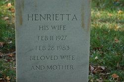 Henrietta Favor