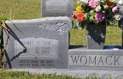 """James Vardaman """"Jim"""" Womack"""