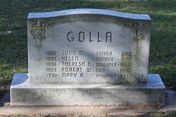 Mary B Golla