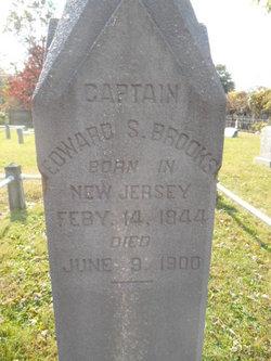 Capt Edward S. Brooks