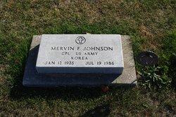 Mervin F Johnson